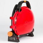 Газовый гриль O-GRILL 500 красный (в комплекте адаптер тип А)