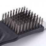 Щетка-скребок для чистки решетки гриля