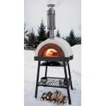 Помпейская печь для дачи «Матрёна»