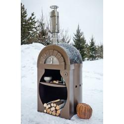 Помпейская печь для дачи «Матрёна LUX»